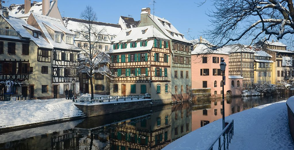 La Petite France de Strasbourg
