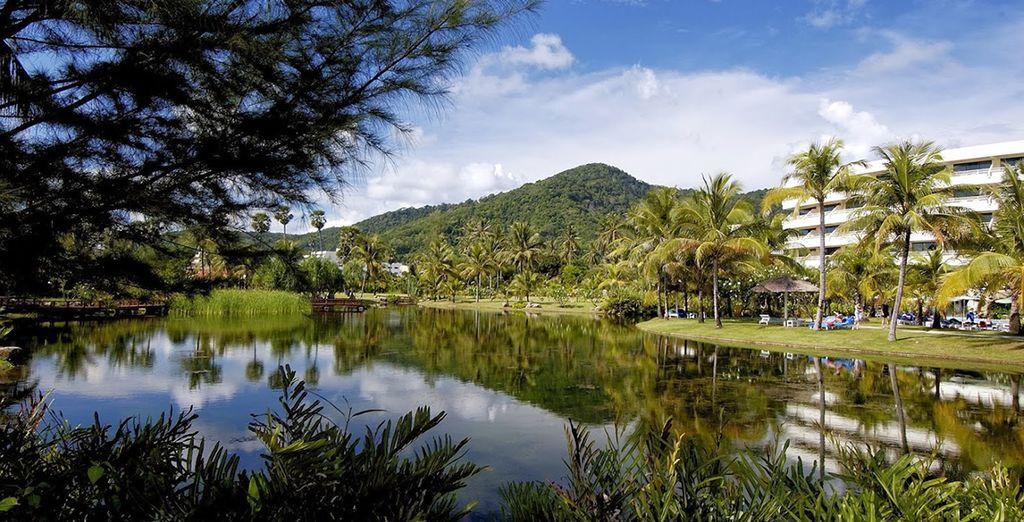Et il se trouve à Phuket - Hilton Arcadia Resort & Spa 5* Phuket