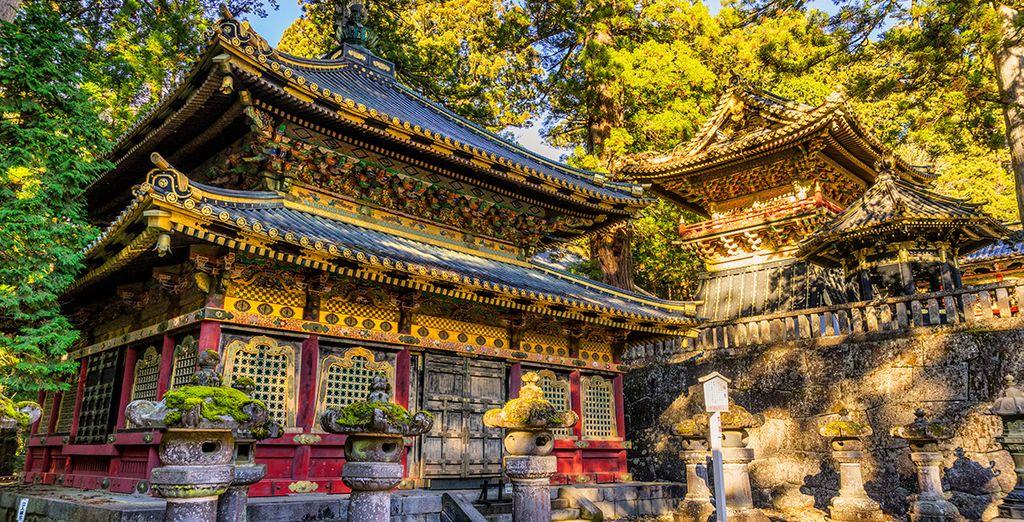 Vous pourrez aussi visiter Nikko