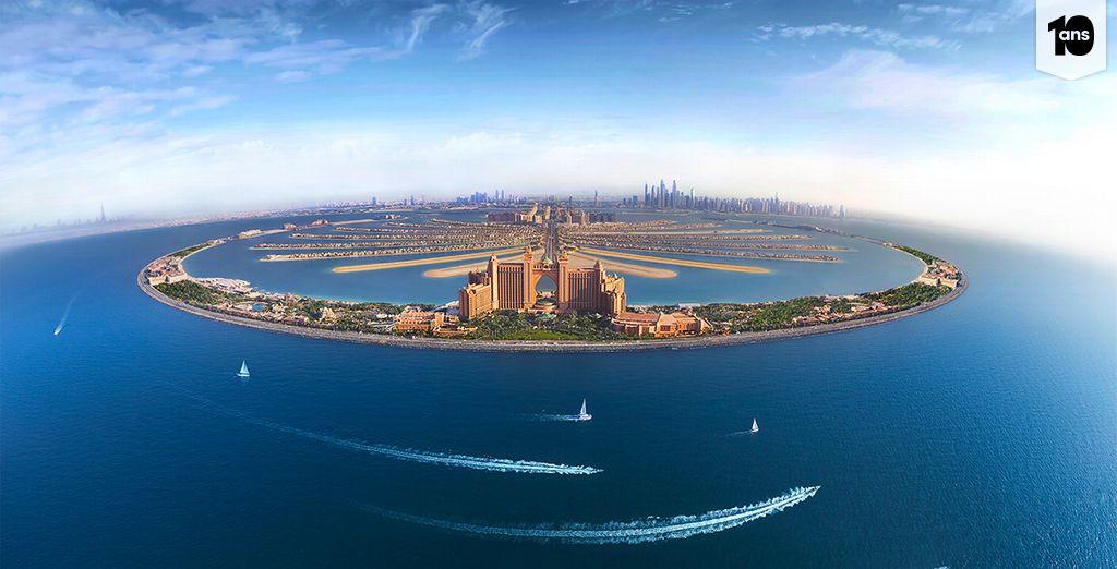 Dubaï avec Voyage Privé