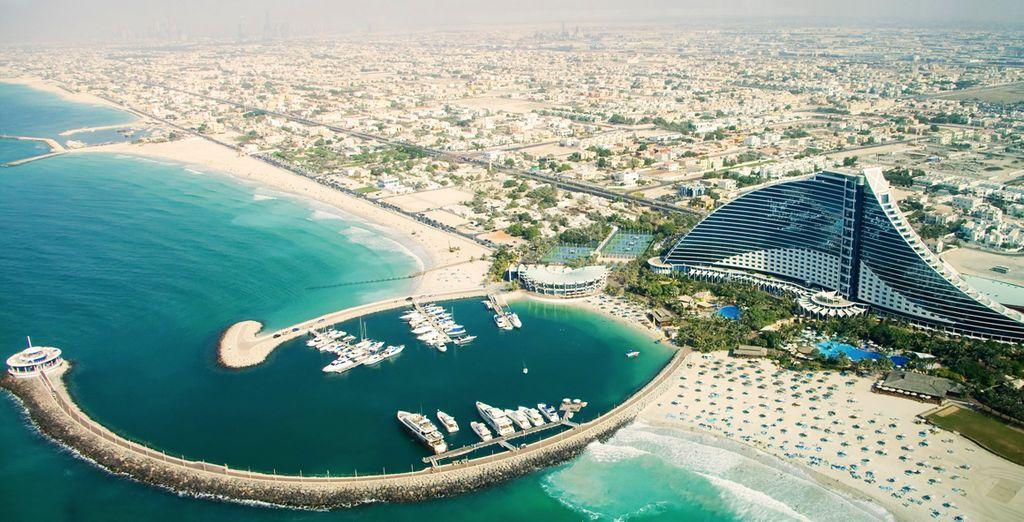 Dubaï n'attend plus que vous !