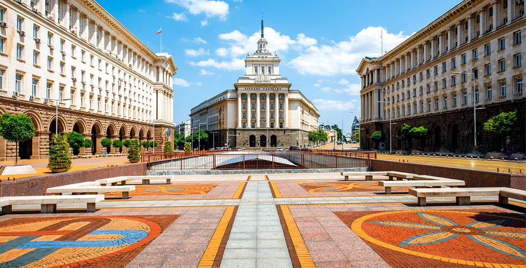 Patrimoine de Sofia en Bulgarie et ses architectures incontournables