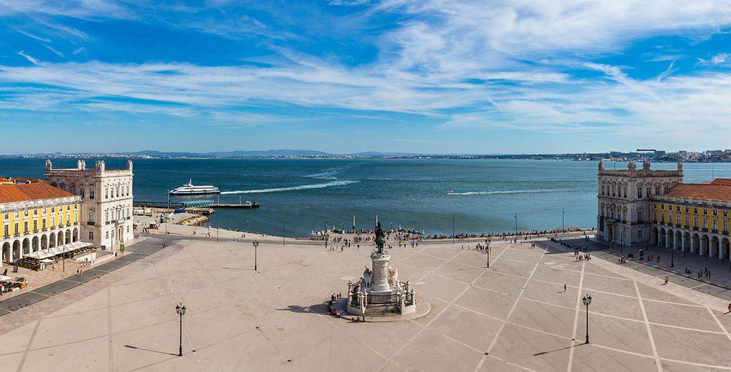 Au coeur du centre-ville - Pousada de Lisboa 5* Lisbonne