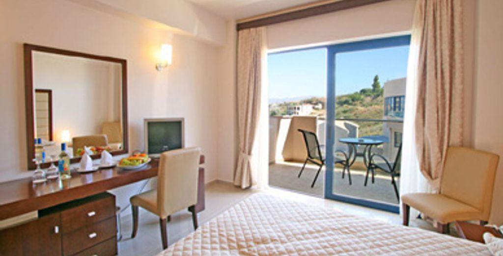 - Hôtel Galini Sea View ***** - La Chanée - Crète La Chanée