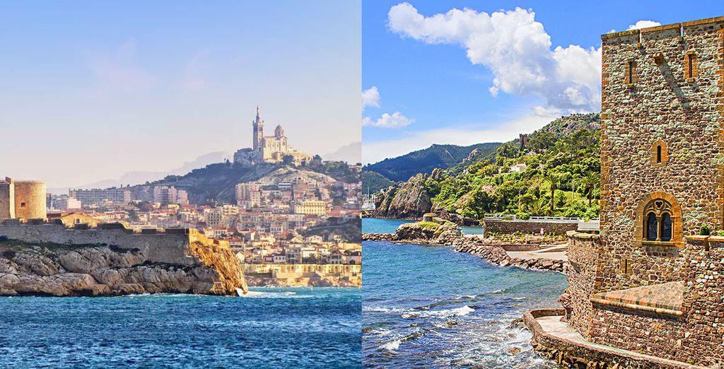 Envie de découvrir le sud de la France ?  - Combiné 4* Villa Massalia Marseille et Pullman Cannes Marseille