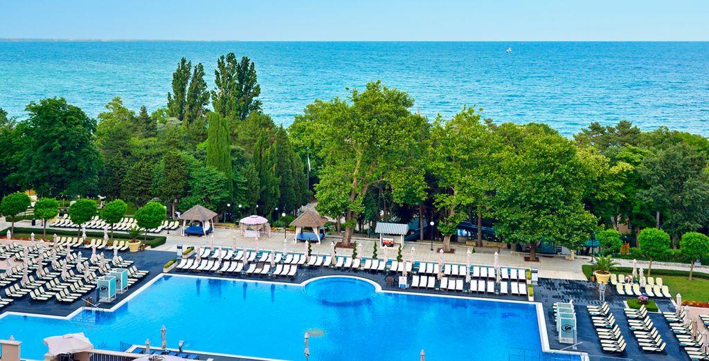 Envie d'inédit ? Direction la Bulgarie ! - Hôtel Melia Grand Hermitage 5 * Sofia