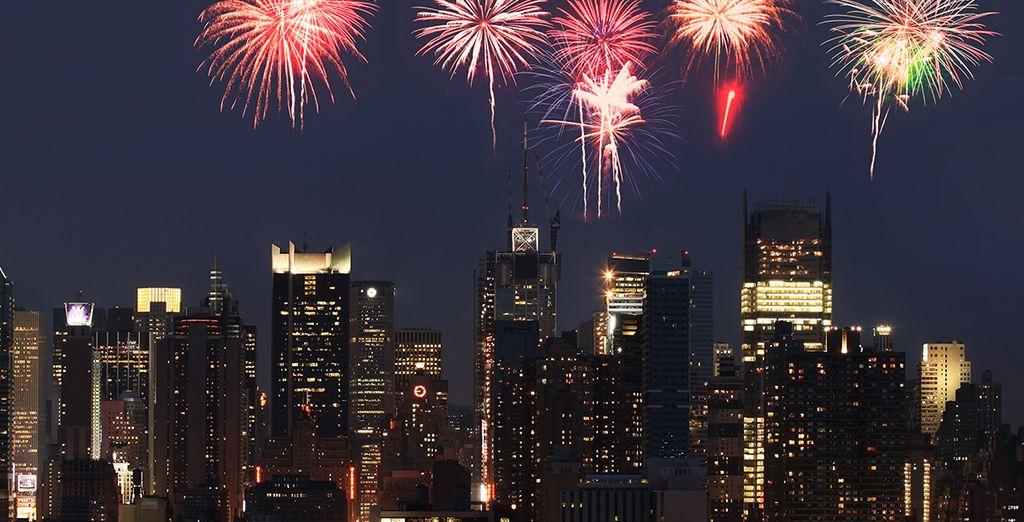 Bienvenue à New York pour un réveillon de toute beauté ! - Réveillon à New-York - Paramount Hotel Times Square 4* New York