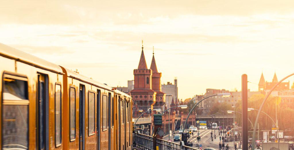 Willkommen in Berlin !