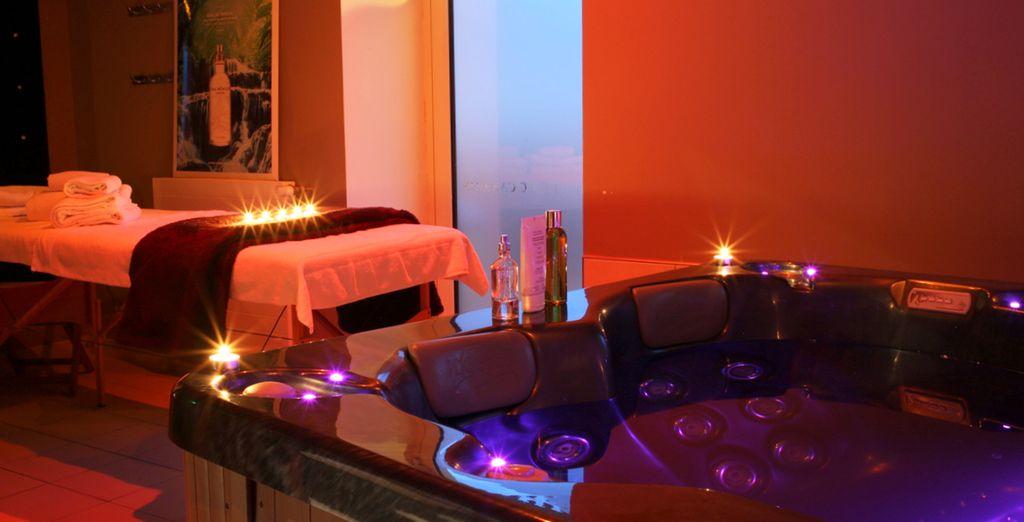 Frédéric Carrion Hotel Spa Restaurant 4*