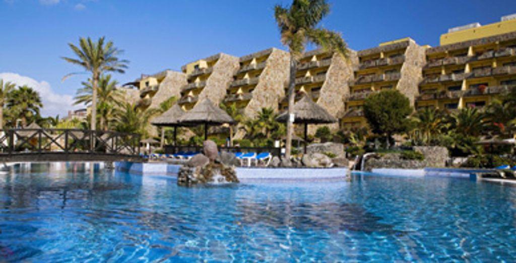 - Hôtel Blue Bay Beach Club **** - Maspalomas - Grande Canarie Las Palmas