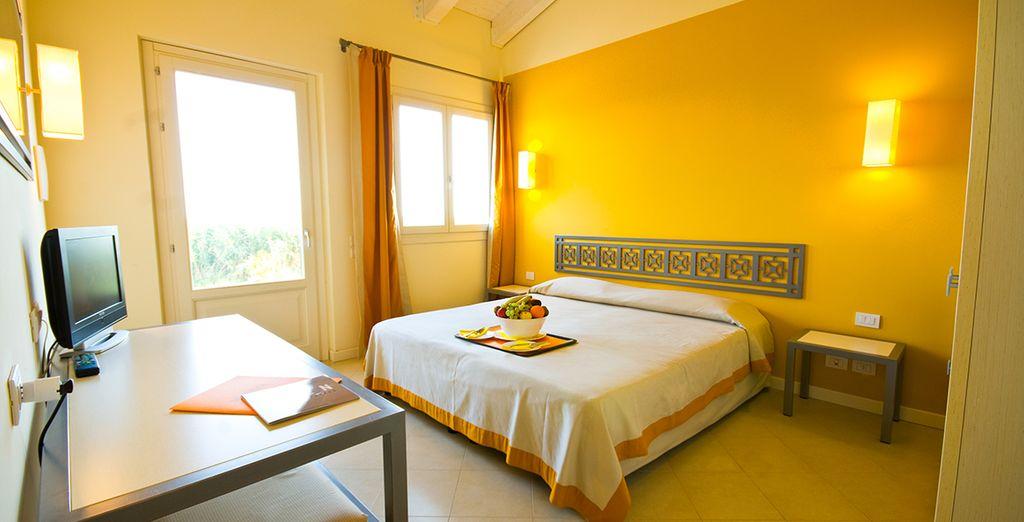 ... quelle que soit le style de votre chambre vos nuits seront apaisantes