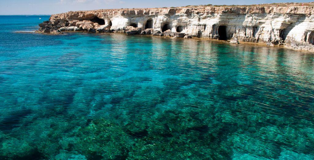 Avant de découvrir les merveilles de Chypre