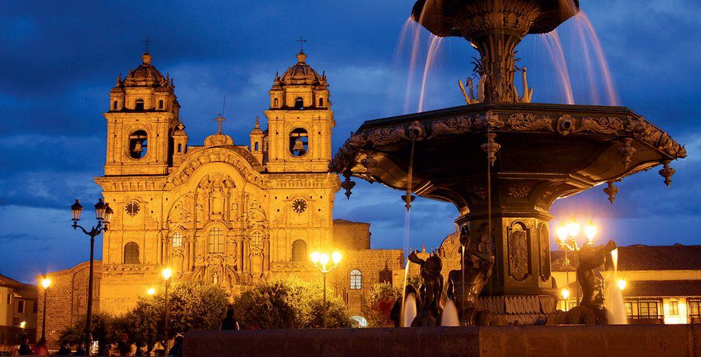 En découvrant Arequipa