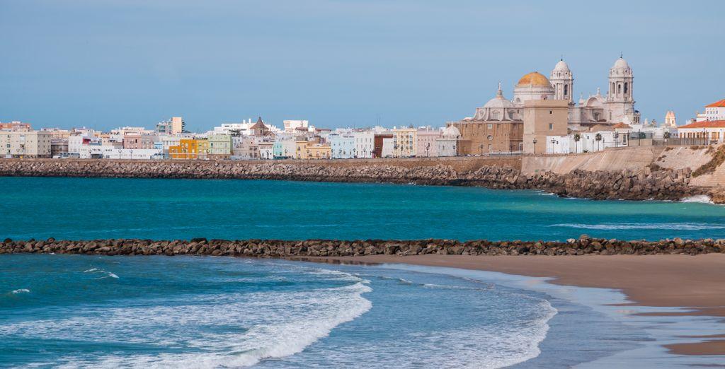Profitez de cette région pour découvrir Cadix