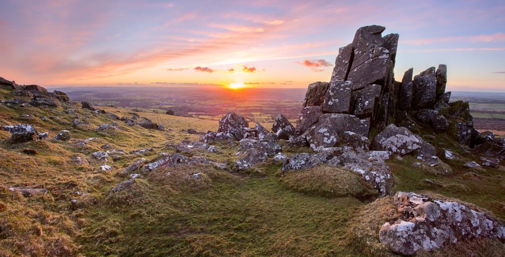 Faites une randonnée dans le Dartmoor National Park