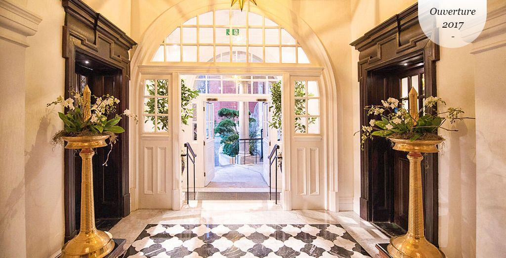 Hôtel The LaLit London 5*