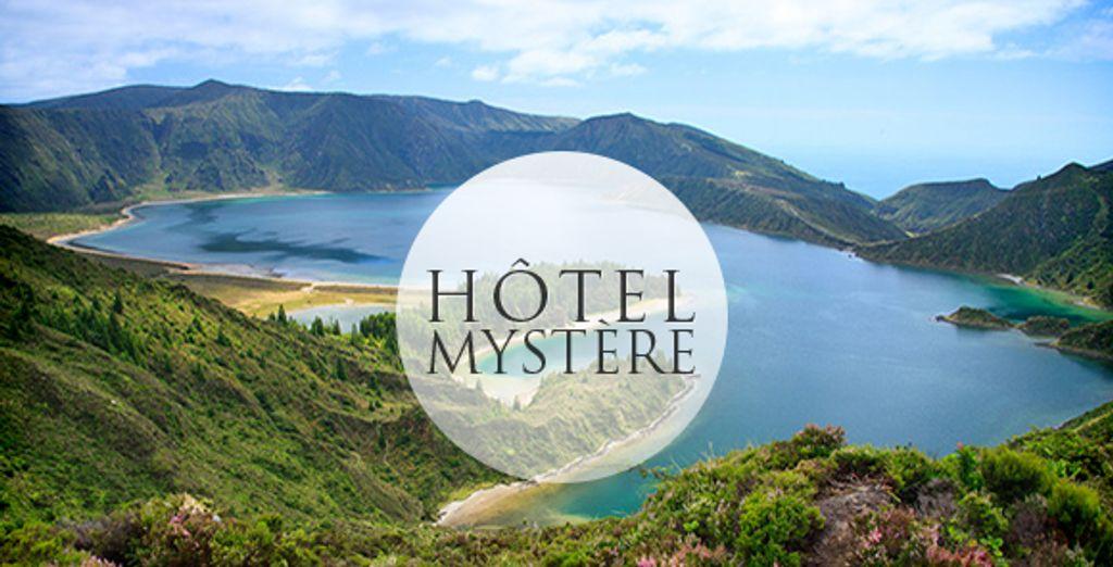 Bienvenue dans votre hôtel mystère à Troia - Hôtel Mystère **** à Troia Troia