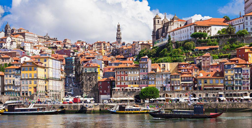 Dont le centre historique est classé au patrimoine mondial de l'Unesco depuis 1995