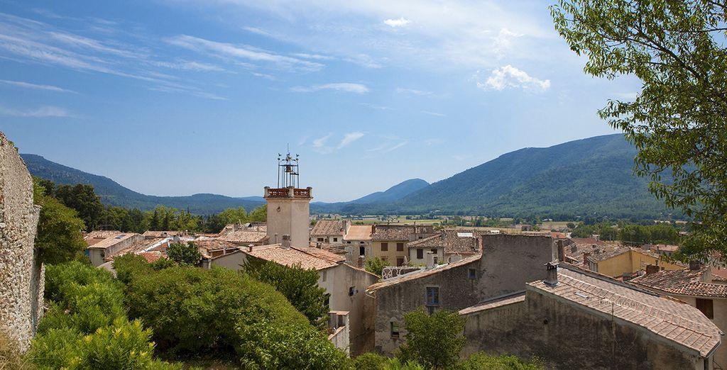 Et tombez sous le charme de villages provençaux tels que Bandol ou La Ciotat...