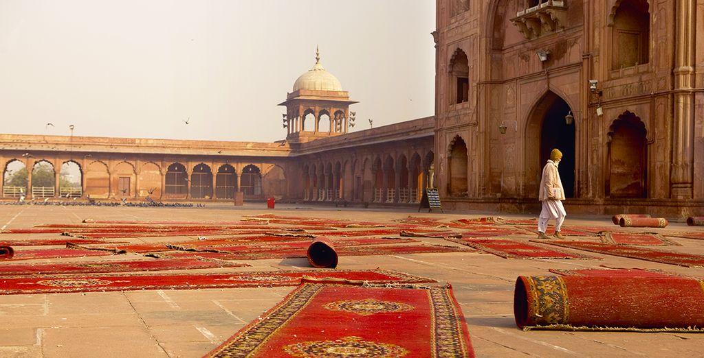 Visitez New Delhi