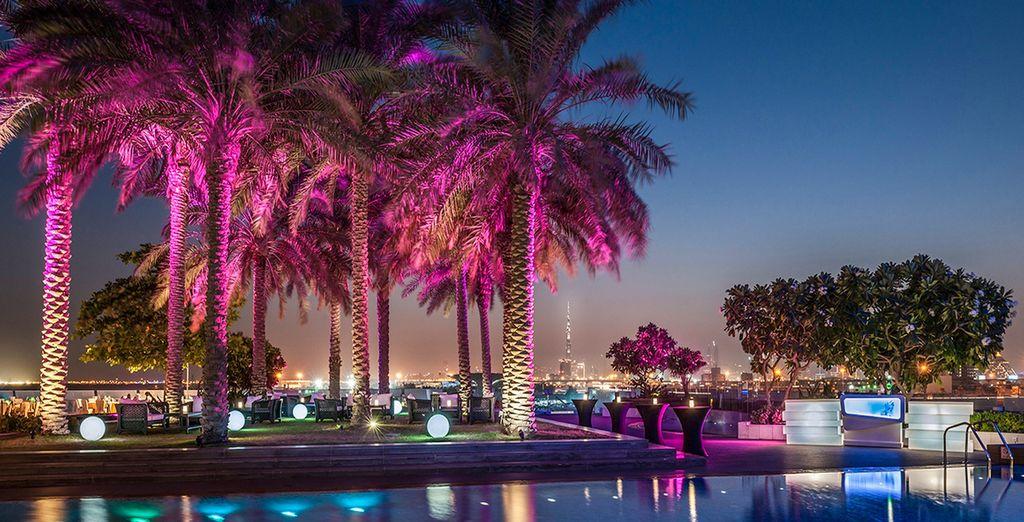 Au Crowne Plaza Dubaï Festival City 5*