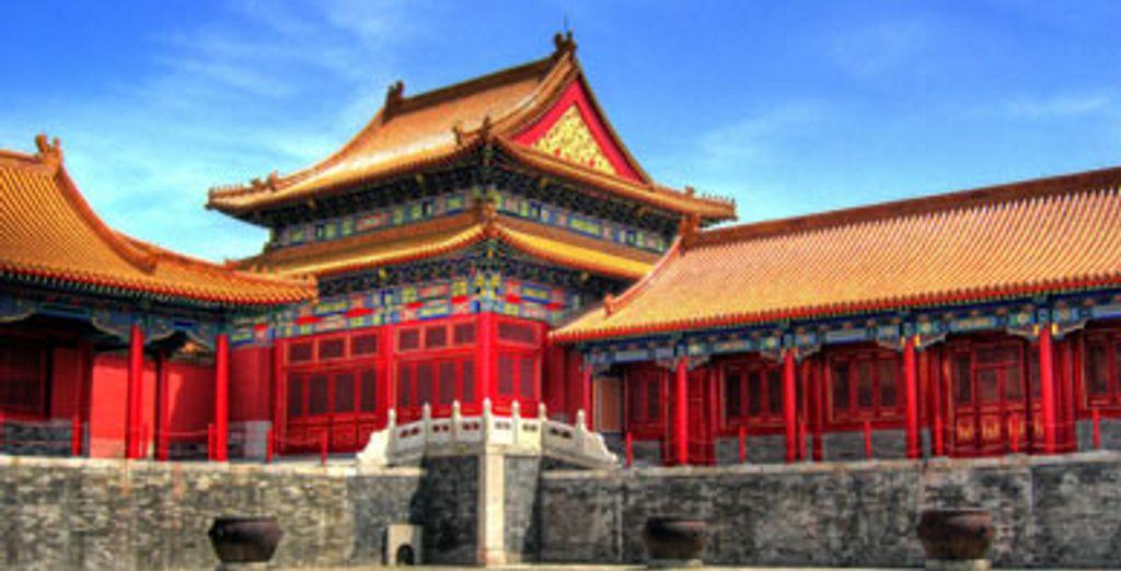 - Escapade à Pékin - 5 jours / 7 nuits - en 4* ou 5* - Pékin - Chine Pekin