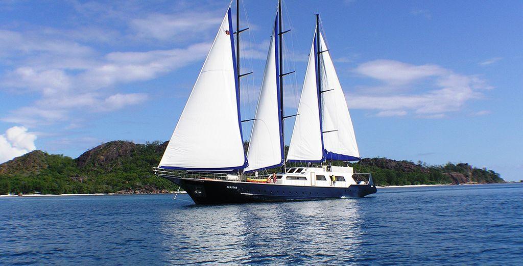 Ou le voilier Sea Bird