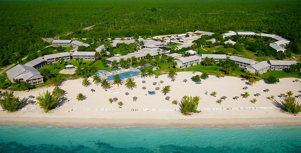 Bienvenue au Viva Wyndham Fortuna Beach