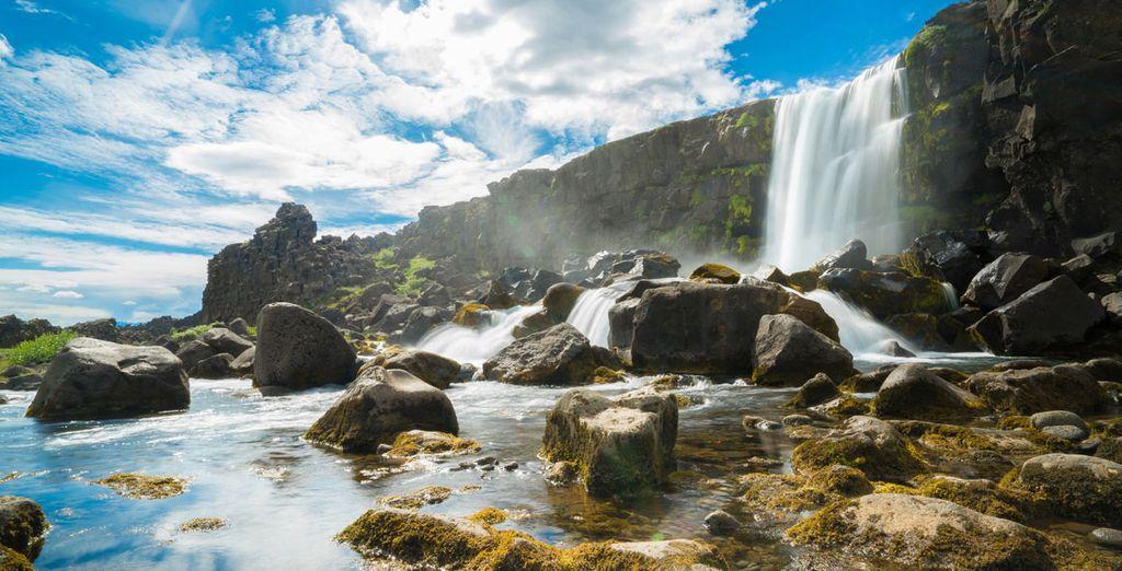 Découvrez les merveilles de l'Islande