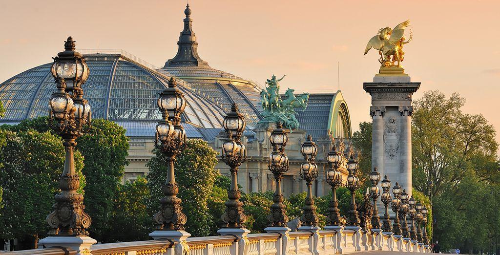 Vous cherchez une escapade romantique ? - Hôtel Intercontinental Paris Avenue Marceau 5* Paris