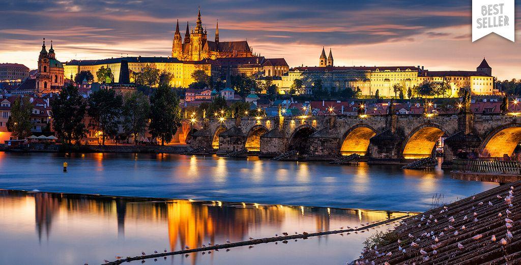 Vous rêvez d'une escapade romantique en République Tchèque? - Mamaison Résidence Belgicka 5* Prague