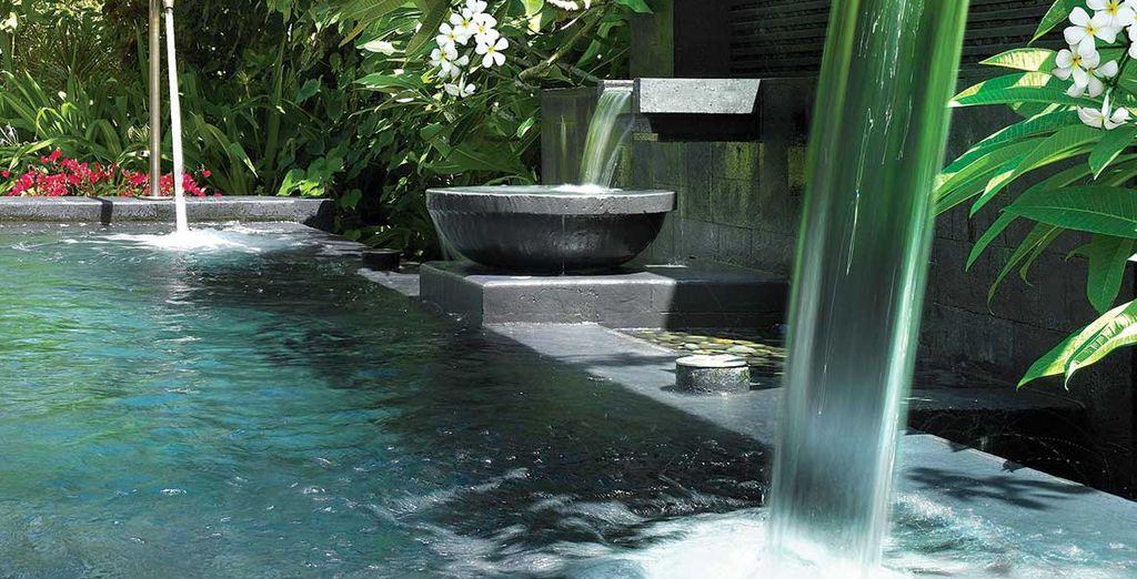 Prolongez votre bien-être dans le bain à remous