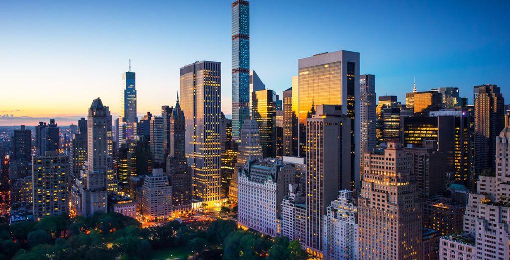 Visitez New-York avec les offres exclusives de Voyage Privé