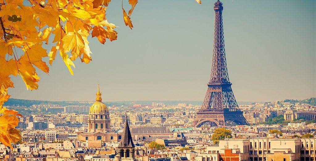 Hôtel mystère 4* à Paris