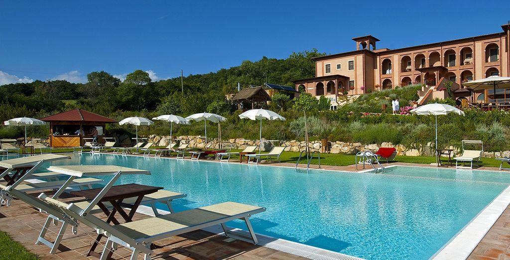 Saturnia Tuscany Hotel 4*