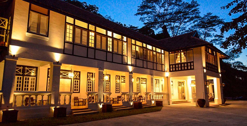Villa Samadhi Singapore 4* avec Voyage Privé