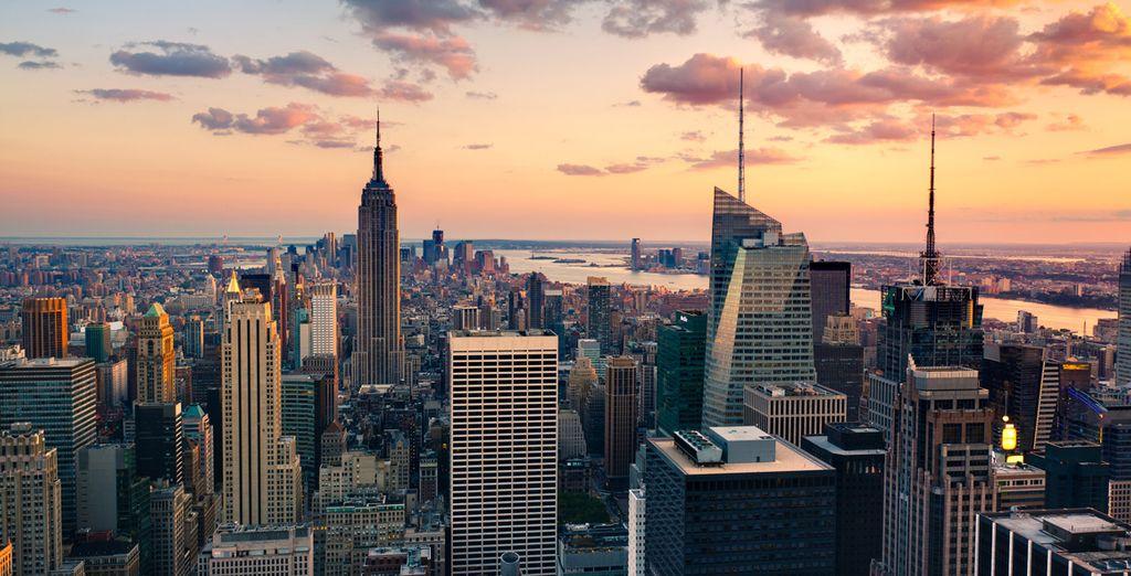 Bienvenue à New York! - Hôtel Hugo 4* New York