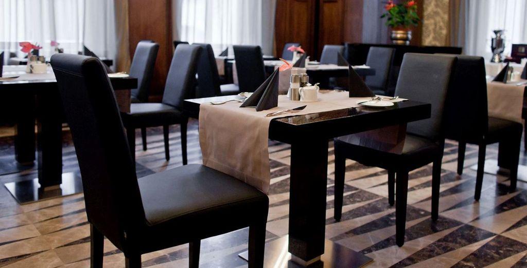 Ou ambiance design, variez les plaisirs aux espaces de restauration