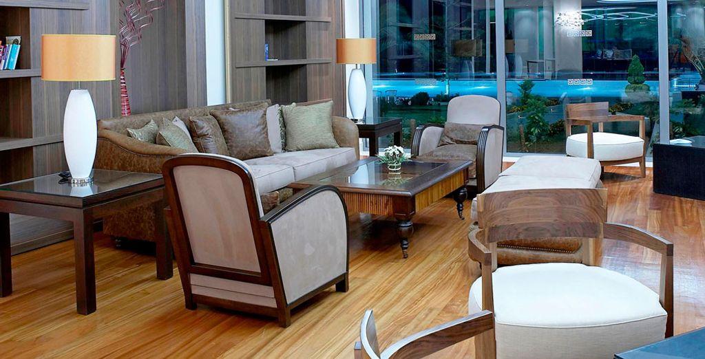 Au design minimaliste et élégant