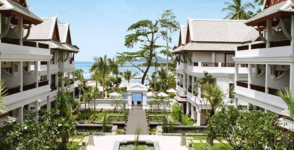 - Kandaburi Resort & Spa **** - Koh Samui - Thaïlande Koh Samui