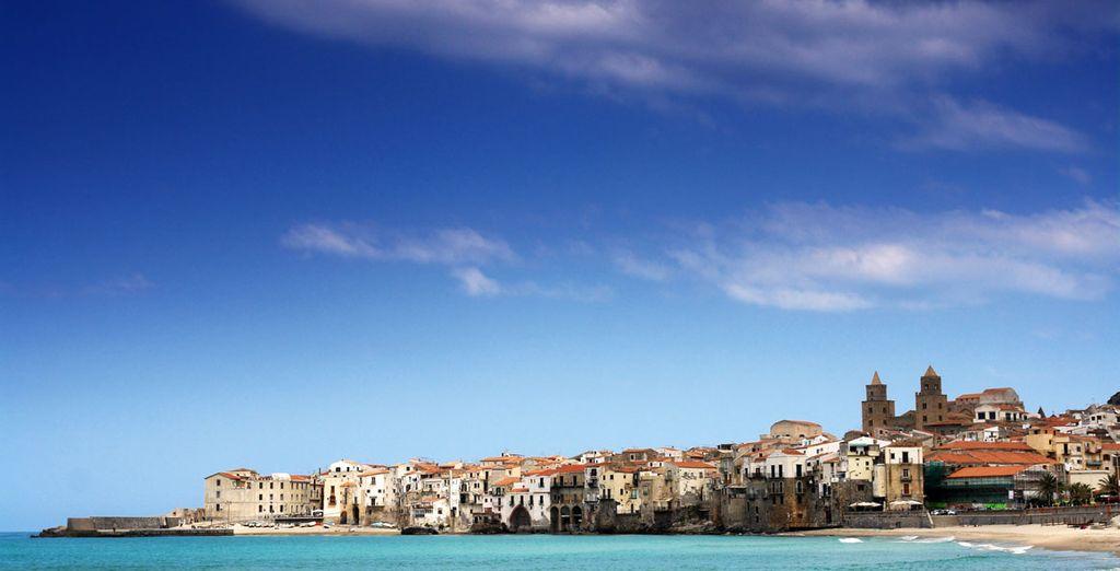 Profitez de la situation de l'hôtel pour découvrir Palerme et ses merveilles