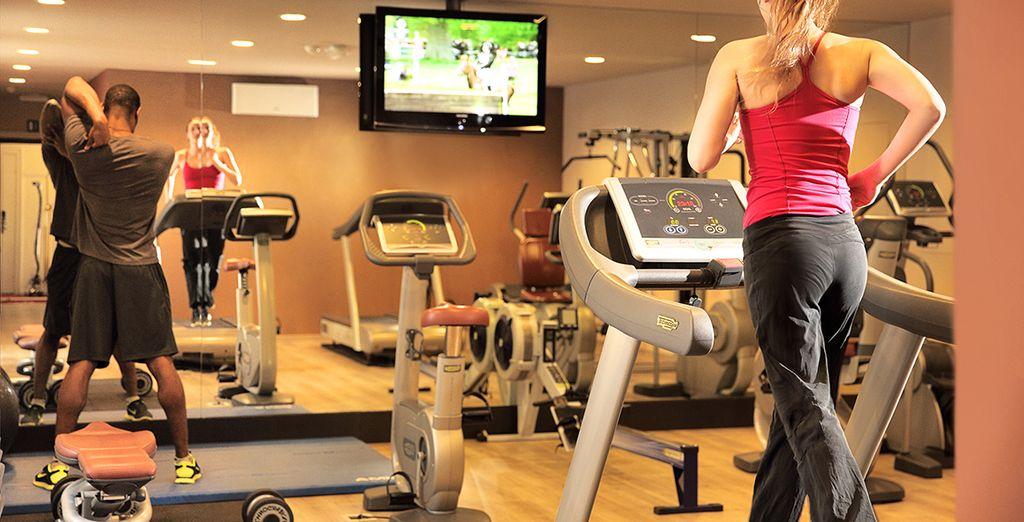 N'hésitez pas à faire quelques séances de sport