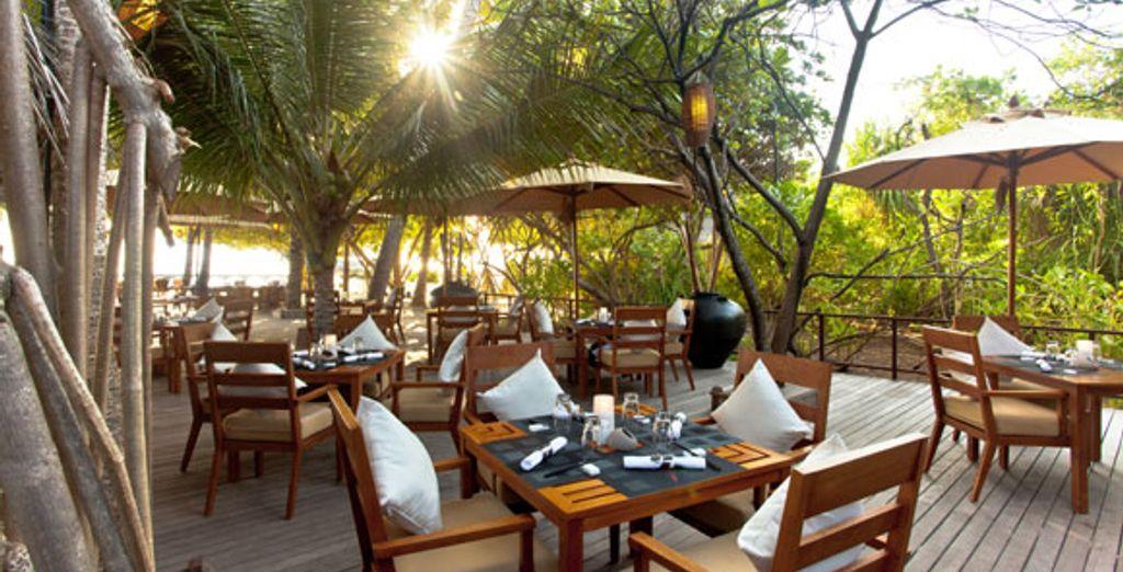 Le restaurant Bamboo