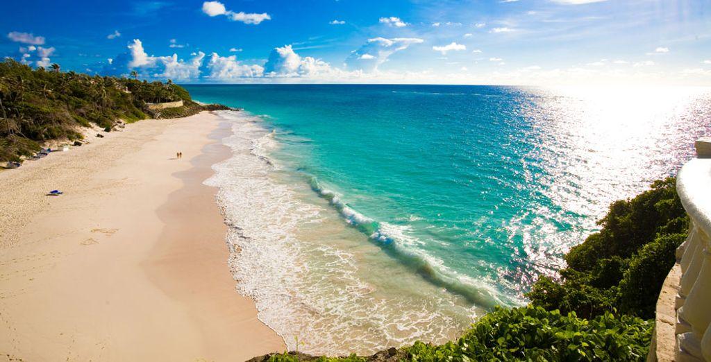 A moins que vous ne préfériez fouler le sable fin de cette plage