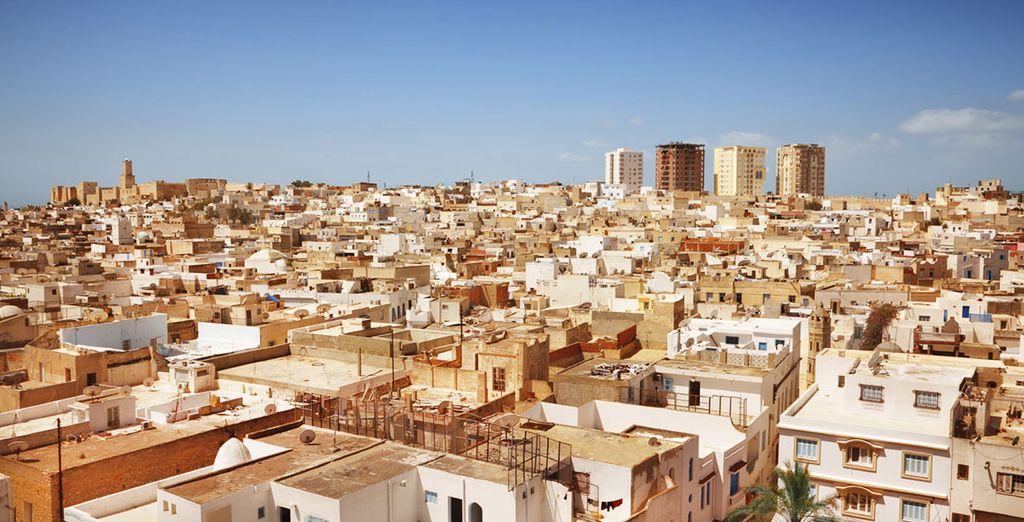 Vous risquez fort de tomber sous son charme ! Bon séjour en Tunisie !