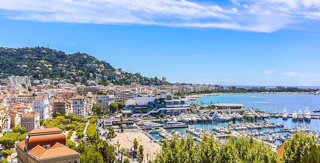En route pour la French Riviera !