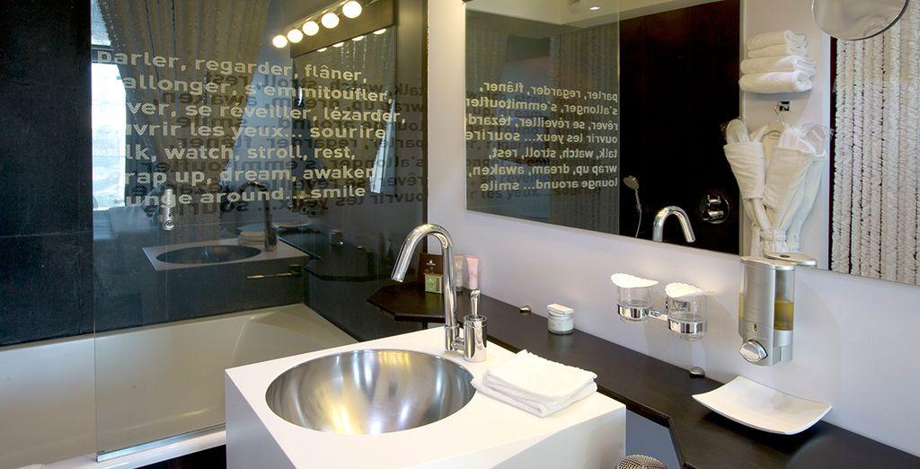 seeko o h tel design bordeaux 4 voyage priv jusqu 39 70. Black Bedroom Furniture Sets. Home Design Ideas