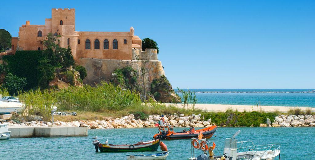 ...si ce n'est de passer du bon temps en Algarve
