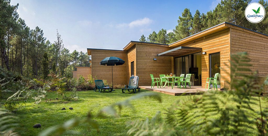 Poussez les portes de votre Cottage Comfort