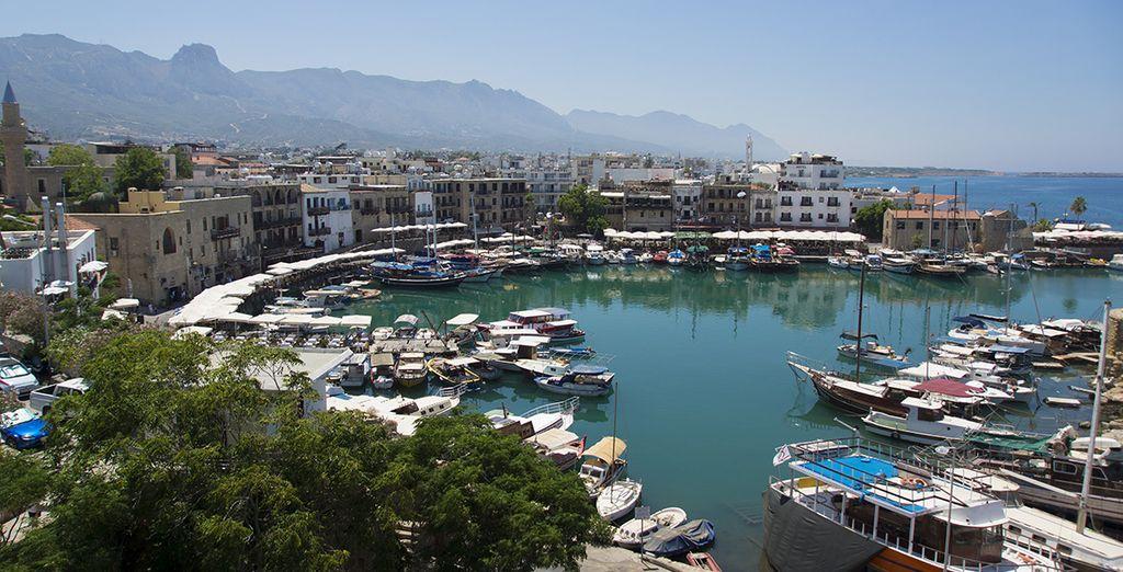 Et découvrez les merveilles de Chypre nord